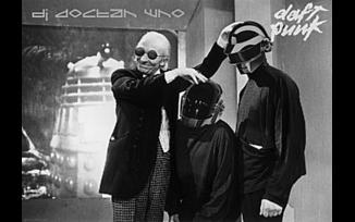DJ Doctah Who + Daft Punk