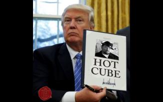 Hot Cube